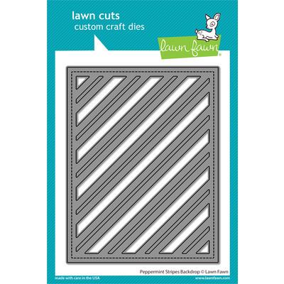 Die, Peppermint Stripes Backdrop