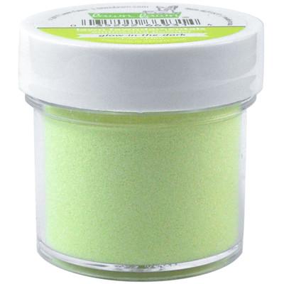 Embossing Powder, Glow-In-The-Dark