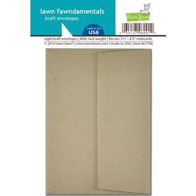 Envelopes, Kraft