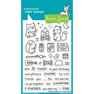 Clear Stamp, S'more the Merrier