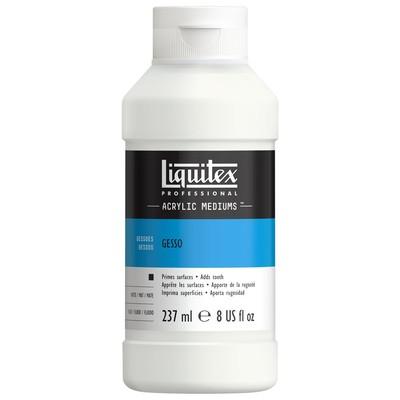 Professional White Gesso, 237ml (8oz)