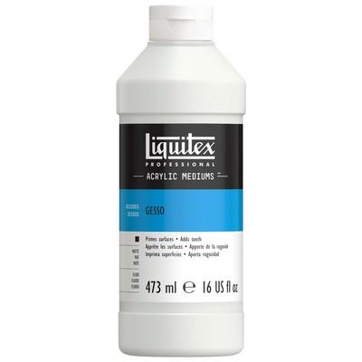 Professional White Gesso, 473ml (16oz)