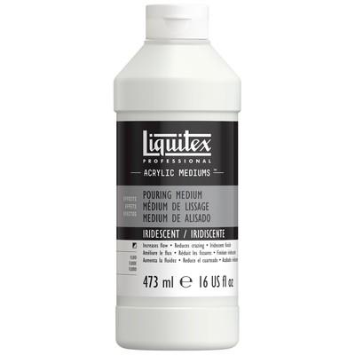 Professional Iridescent Pouring Medium 473ml (16oz)