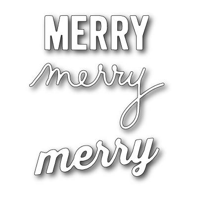 Die Set, Make Merry