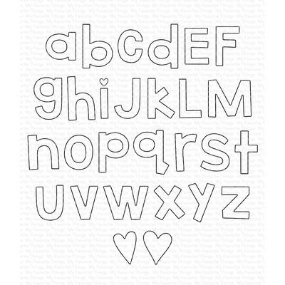 Die, Spell Anything Alphabet