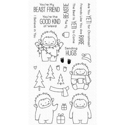 Clear Stamp, Beast Friends