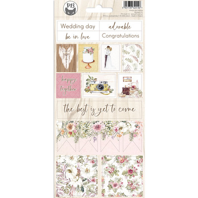 Sticker Sheet, Always and Forever 02
