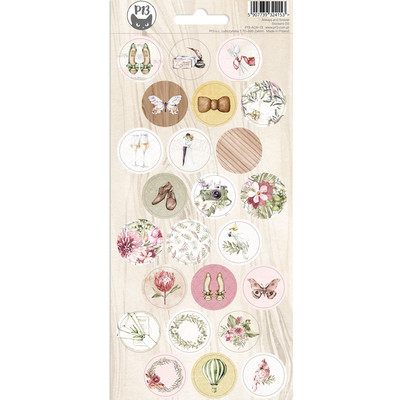 Sticker Sheet, Always and Forever 03