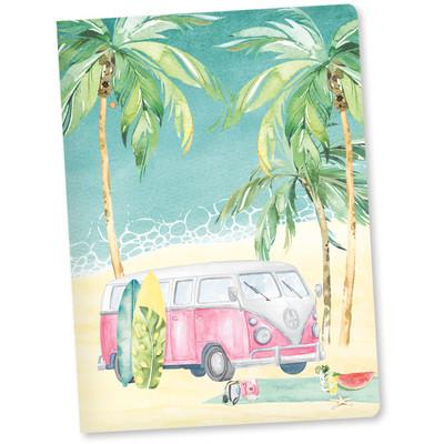 Art Journal, Summer Vibes