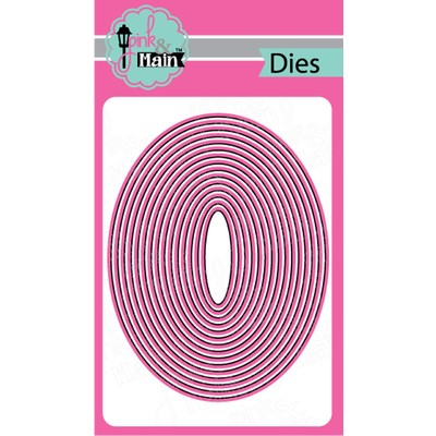 Die, Layered Oval