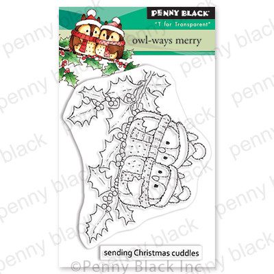 Clear Stamp, Owl-Ways Merry