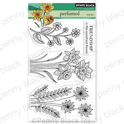 Clear Stamp, Perfumed