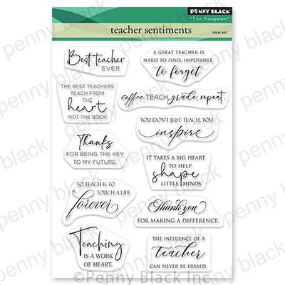 Clear Stamp, Teacher Sentiments