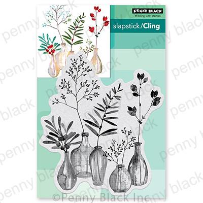 Cling Stamp, Festive Fragrance