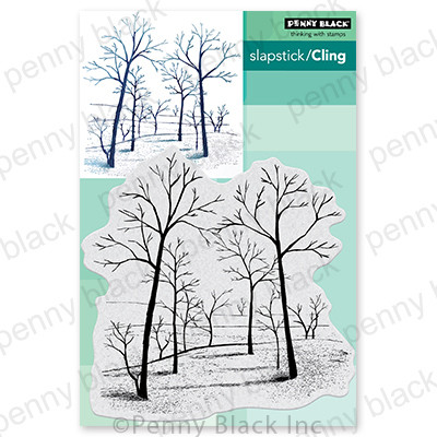Cling Stamp, Gorgeous Grove
