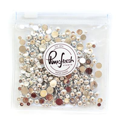 Metallic Pearls, Silver