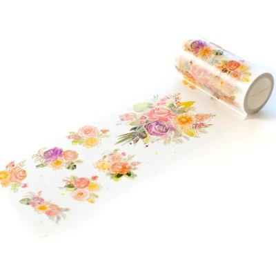 Washi Tape, Joyful Bouquet
