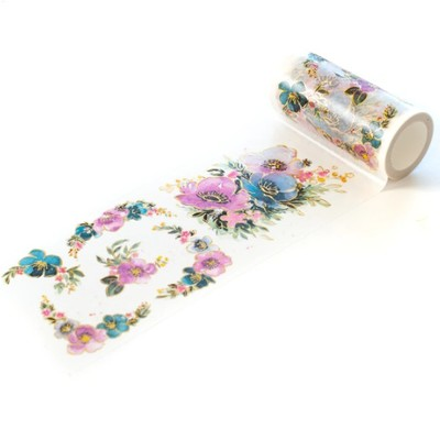 Washi Tape, Anemone Magic