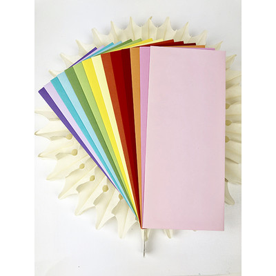 Slim Line Envelopes, Rainbow