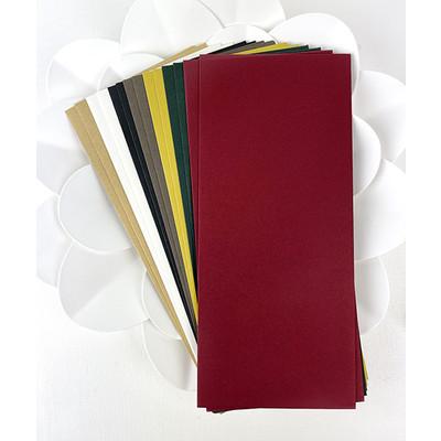 Slimline Envelopes, Traditional Christmas