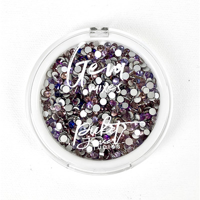 Gem Mix, Purple Side of a Rainbow