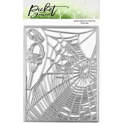 Die, Spider Web Cover Plate