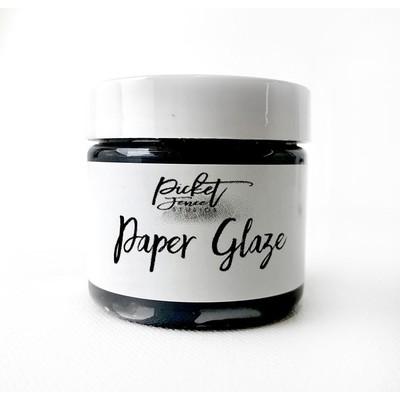 Paper Glaze, Black Pansy (2oz)