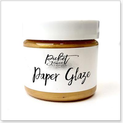 Paper Glaze, Golden Rose (2oz)