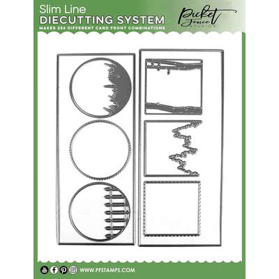 Slimline Die Cutting System