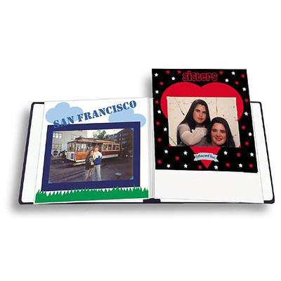 """Scrapbook Refill Pages, 12"""" x 12"""" Top Loading & Pocket"""