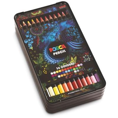 Colored Pencil Set (36 Colors)