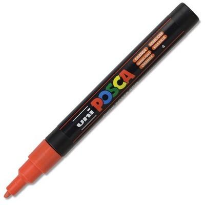 Paint Marker, PC-3M Fine - Orange