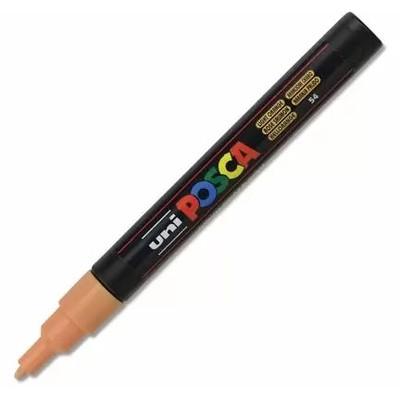 Paint Marker, PC-3M Fine - Light Orange