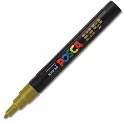 Paint Marker, PC-3M Fine - Gold