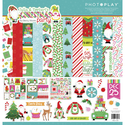 12X12 Collection Pack, Tulla & Norbert's Christmas Party