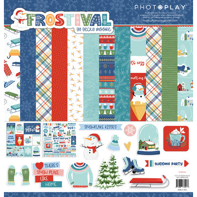 12X12 Collection Pack, Frostival