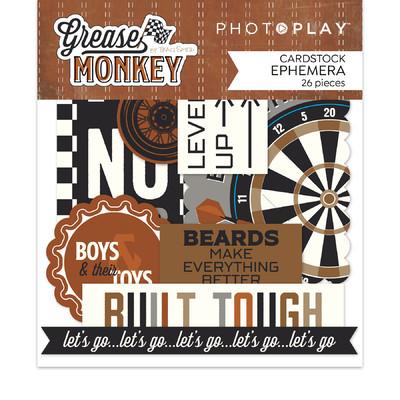 Ephemera, Grease Monkey