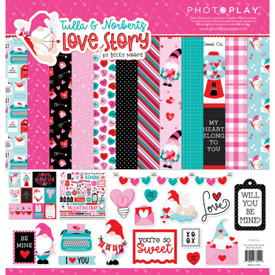 12X12 Collection Pack, Tulla & Norbert's Love Story