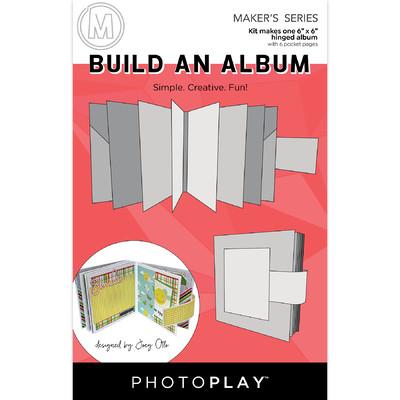 Build an Album, 6X6