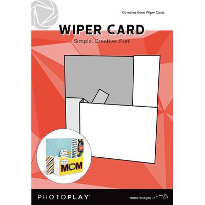 Card, Maker's Series - Wiper (3pc)