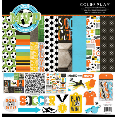 12X12 Collection Pack, MVP Soccer