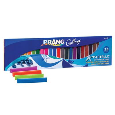 Pastello Art Chalk Set, 24 Colors
