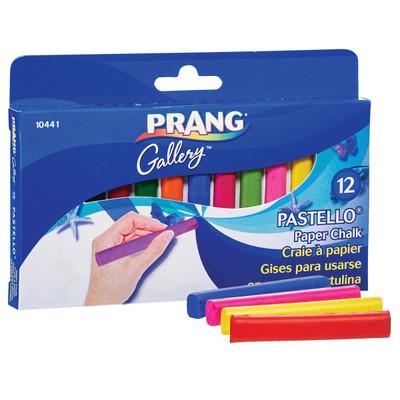 Pastello Art Chalk Set, 12 Colors