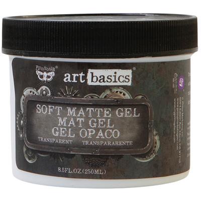 Art Basics, Soft Matte Gel (8.5 Fl. Oz.)