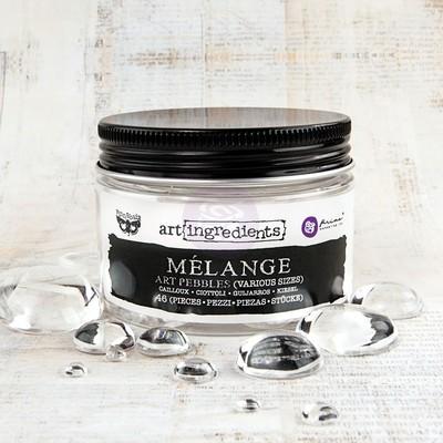 Art Ingredients Melange Art Pebbles