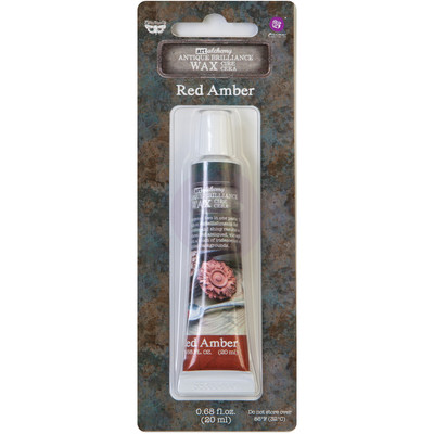 Art Alchemy Antique Brilliance, Red Amber