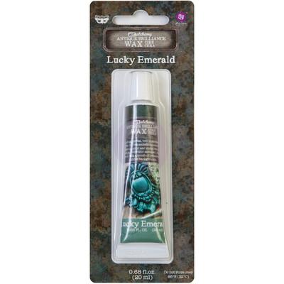 Art Alchemy Antique Brilliance, Lucky Emerald