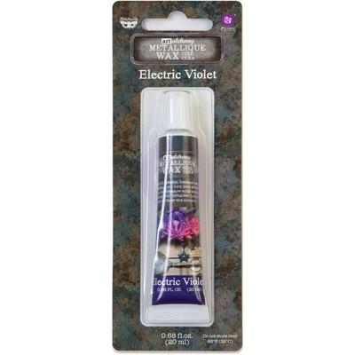 Art Alchemy Metallique Wax, Electric Violet
