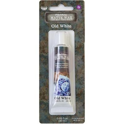 Art Alchemy Matte Wax Paste, Old White