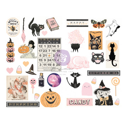 Chipboard Stickers, Thirty-One